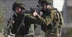 اسرائیلی فوجیک غزہ ٹی اسہ پین فلسطینی اسے شہید کریر