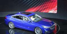 Chinese carmaker FAW releases new Hongqi model