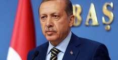 عفرین اپریشن اچ ماریے ونجنڑ آلے دہشت گرداں دی تعداد 4272تھی گی اے ،ترک صدر
