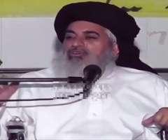 عمران خان نوں سلام پیش کرنا واں، ساہمنے ہوئے گا تے سلیوٹ وی ماراں گا: خادم حسین رضوی