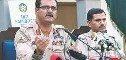 وفد كويتي رفيع المستوى يزور مقر قوة مكافحة المخدرات الباكستانية