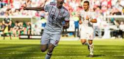 Bayern tune up for Real with victory at Hanover