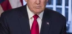 فرانسیسی صدر ماکروں دی امریک صدر ٹرمپ نال ملاقات