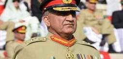 رئيس أركان الجيش الباكستاني يلتقي قائد القوات البرية الروسية