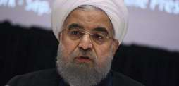 Iran's President Hassan Rouhani questions 'right' to seek new nuclear deal
