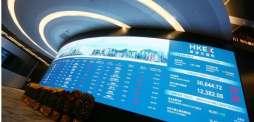 Hong Kong stocks end down as tech firms suffer 25 April 2018