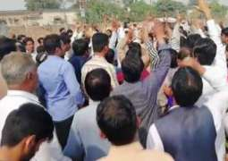 Shops closed in Faisalabad to protest minor's rape, murder