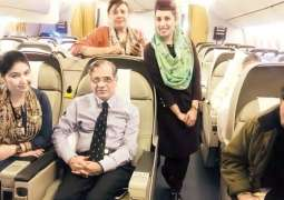CJP Nisar says Naeem Bukhari 'jealous' of his pictures with air-hostesses