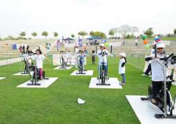 Al Marmoom Run headlines Dubai's World Physical Activity Day celebrations