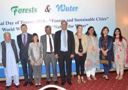 IUCN, Ministry of Climate Change, Serena Hotel, celebrate World Water Day, International Day of Forests