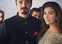 Aisha Khan gives amazing reply to fan's comment about Hamza Ali Abbasi