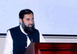 Pakistan can progress if institutions stay in constitutional limits: Federal Minister Engr Muhammad Balighur Rahman