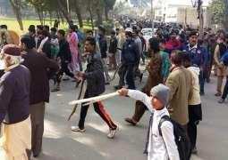 Shutterdown strike against rape, murder of minor girl in Chichawatni
