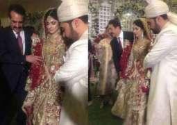 Raheel Sharif dances on son's wedding, video goes viral