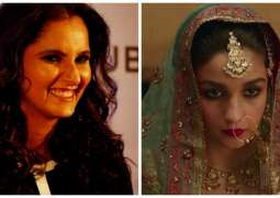 Sports above politics – Sania Mirza gives perfect reply to meme calling 'Raazi' her biopic