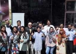 Dawlance Solar Express moving Pakistan into the Future