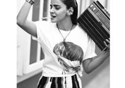 Saba Qamar speaks out for gender equality in 'smoking' in latest shoot