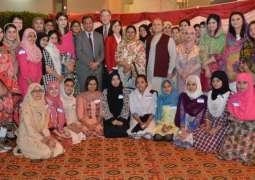 Cultural evening held to promote Urdu literature in US