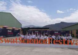 Hats off to the budding talent of Swat Science festival!