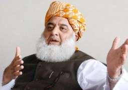 Maulana Fazlur Rehman appeals UNSG to take notice of Indian atrocities in Kashmir