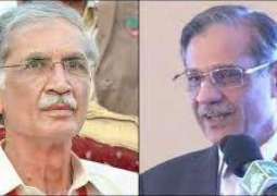 'Have heard a lot about PTI's good governance': Chief Justice of Pakistan summons Chief Minister Pervez Khattak