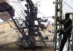 Seven power thieves held, power cables seized in Multan
