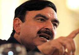Threat of unconstitutional measures will remain as long as there are corrupt elements: Sheikh Rasheed