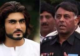 An anti-terrorism court (ATC) sends Rao Anwar to jail on judicial remand in Naqeebullah Mehsud case