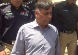 Anti-Terrorism Court sends Rao Anwar to jail on judicial remand till May 2