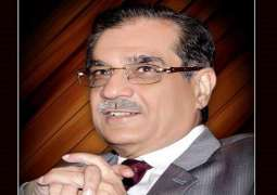Chief Justice of Pakistan Mian Saqib Nisar takes suo motu of visually-impaired advocate's appeal