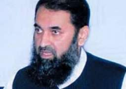 Minister for Education and Professional Training, Engr. Muhammad Baligh Ur Rehman stresses for research on horticultural to ensure food security