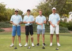 Smerdon, Cone, Kundra and Lambert team up to take CEO Masters title