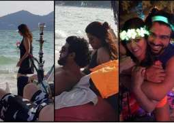 Maria Wasti gives clarification about trip pictures going viral on social media