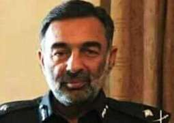8500 CCTV cameras to be installed under Safe City Project: Inspector General of Police Khyber Pakhtunkhwa