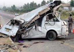 Two killed in Faisalabad road accident