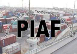 The Pakistan Industrial and Traders Associations Front (PIAF) hails govt for final approval of Bhasha construction