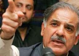 Shehbaz Sharif criticises opponents Asif Zardari, Imran Khan