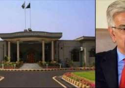 Islamabad High Court disqualifies Khawaja Asif for life