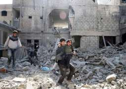 UN-EU conference raises $4.4 billion for war-ravaged Syria