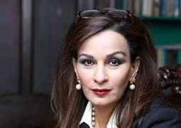 Sherry Rehman demands Khawaja Asif's resignation