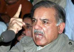Opposition has done nothing except wasting nation's time: Chief Minister of Punjab Shehbaz Sharif