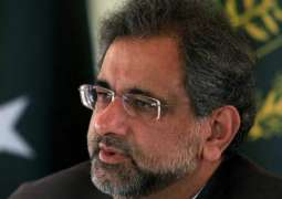 Next govt can amend budget presented by PML-N, says PM Abbasi