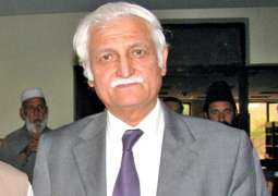 Call for launching 'rehabilitation of civilian victims of war on terror' project , Former PPP Senator Farhatullah Babar