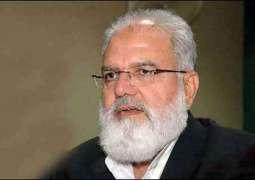 JI terms federal budget a joke with masses , Liaqat Baloch