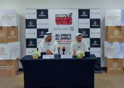 Dubai World Trade Centre And Dubai Sports Council Announce 8Th Edition Of Dubai Sports World Featuring An Exciting Lineup Of Sports And Activities