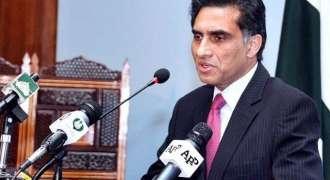 امریکہ ءَ پاکستانءِ سفیر اعزاز احمد چوہدری ءِ امریکہ ءِ ورجینیا کامن ویلتھ یونیورسٹیءَ مراگشءَ گوں تران