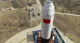 China to launch new Earth observation satellite in May