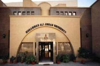 Pakistan Council of Science and Technology role for development of science, technology lauded at Muhammad Ali Jinnah University, Karachi
