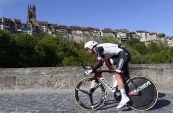 Australia's Matthews wins Tour de Romandie prologue