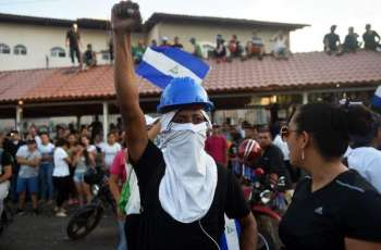 UN says Nicaragua protest killings may be 'unlawful'